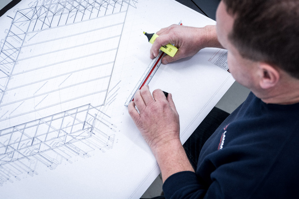 3D ontwerp Lammerink Constructiewerken
